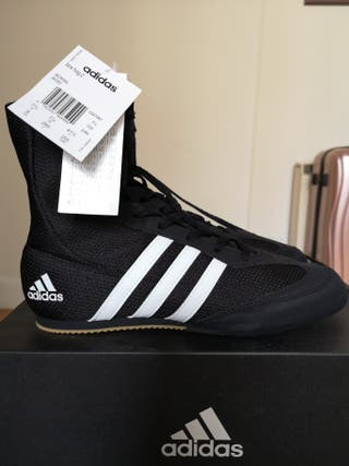 Adidas Boxing Shoe, UK 7.5 Box Hog 2 (never worn)