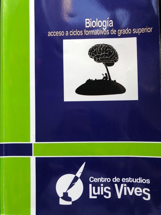 Libro Acceso A Grado Superior Biología De Segunda Mano Por
