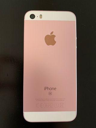 iPhone SE oro rosa 16Gb