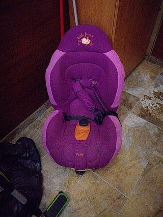 silla para ñiños con isofix