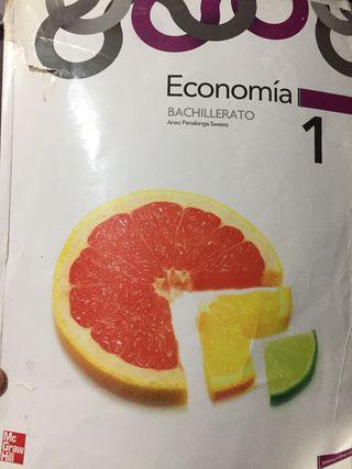 Libro 1 bachillerato Economía