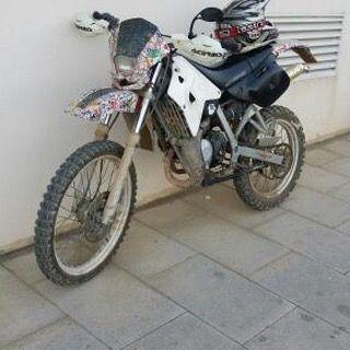 Motor hispania 49cc