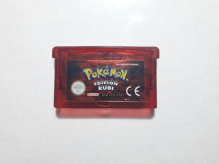 Pokemon Rubi Game Boy