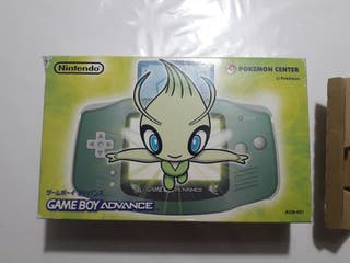 Game Boy Celebi Limited