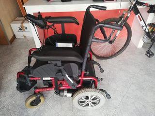 silla eléctrica sin batería