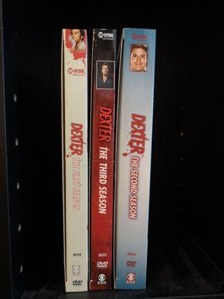 """DVD Serie """" Dexter"""""""