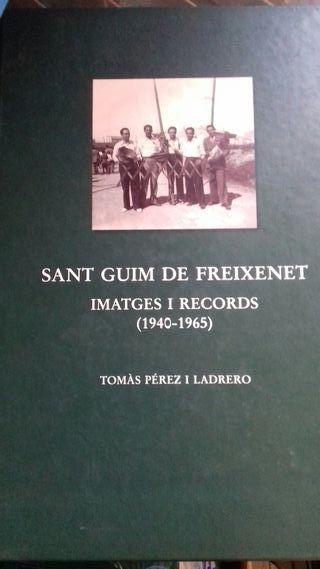 Sant Guim de Freixenet IMATGES I RECORDS 1940-1965