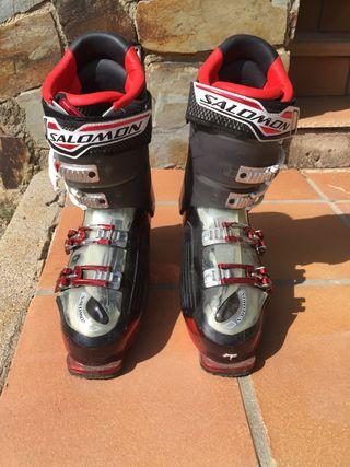 Bitas ski SALOMON IMPACT X