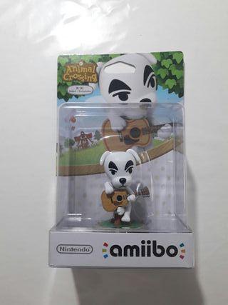 Cambio Amiibo Animal Crossing keke kk