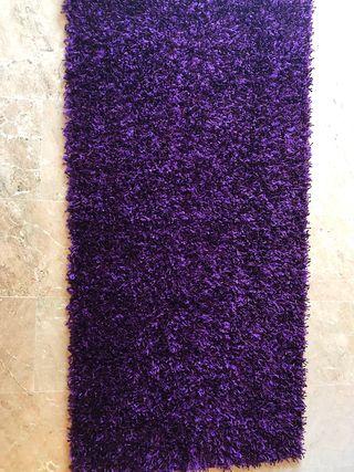 Alfombra violeta