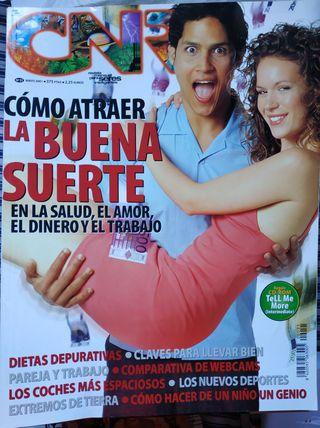 Lote 31 revistas CNR