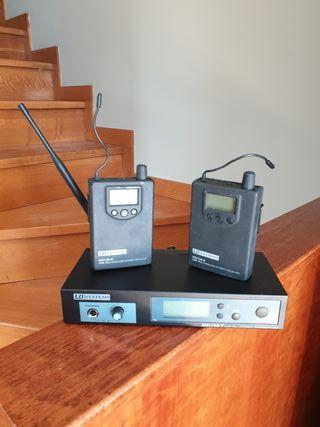 In Ear Ld-system MEI100-T