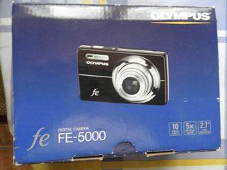 CAMARA DIGITAL OLYMPUS FE-5000