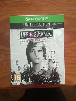 life is strange para xbox one