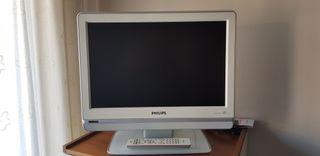 TV Philips 19 pulgadas Color Blanco
