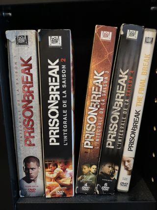 "DVD Serie ""Prison Break"""