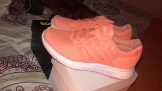 zapatillas deportivas ADIDAS para chica