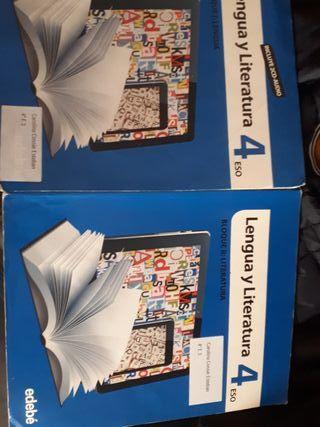 Pack libros Lengua y Literatura