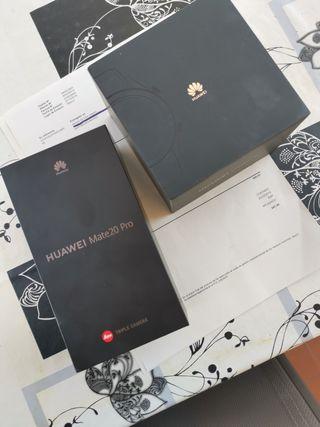 Huawei p20 pro 128GB y reloj Huawei GT