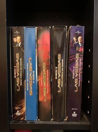 """DVD Serie """"Las Vegas"""""""