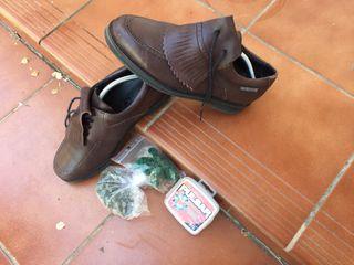 Zapatos Golf Mephisto gore-tex