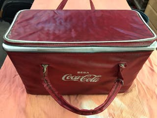 Nevera Cocacola