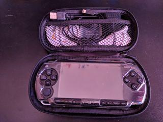 PSP con Artículos