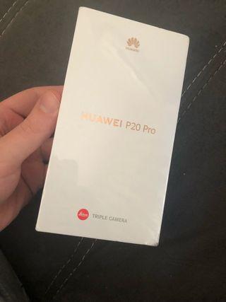 Huawei P20 Pro precintado