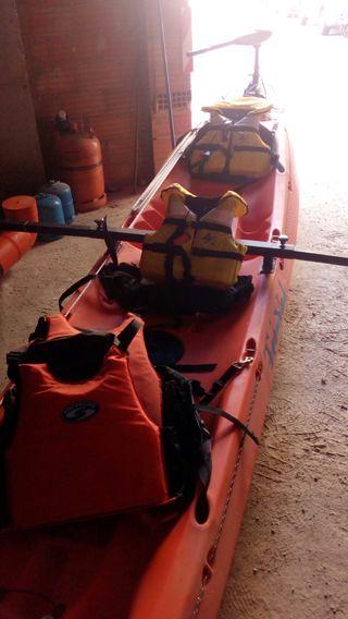 Kayak TRI YAC