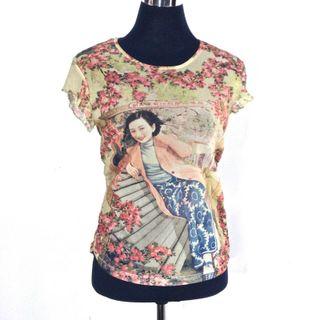 4390383048 Camisetas estilo japonés de segunda mano en WALLAPOP