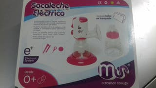 Sacaleches electrico ms