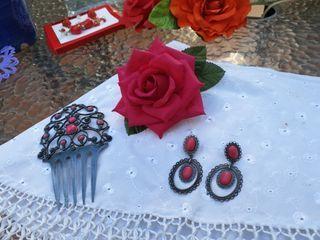 Flamenca accesorios