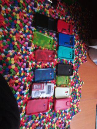 fundas para móviles