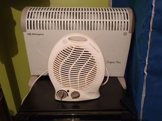 Calefactor y Radiador electricos
