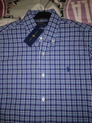 camisa nueva polo raph lauren