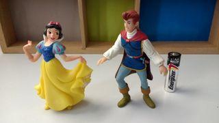 Pack Disney Blancanieves y Príncipe Florian