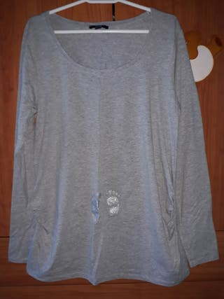 2a6f90d2221 Camisetas manga larga de segunda mano en Artés en WALLAPOP