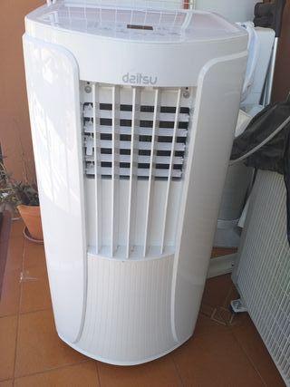 Aire acondicionado DAITSU 3000 portátil con tubo