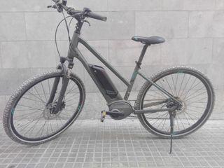 Bicicleta eléctrica SCOTT 2018, motor Bosch