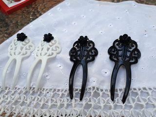 Peinecillos flamenca