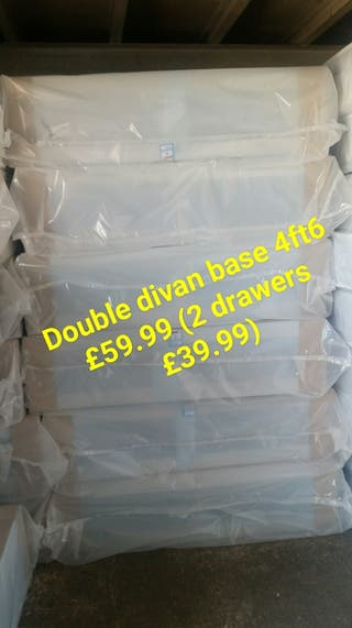 double divan base 4ft6