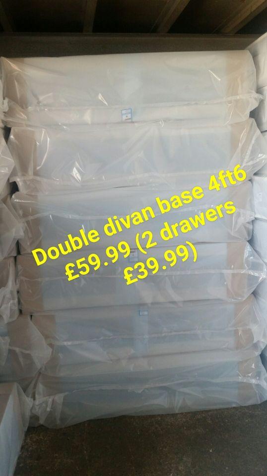 double divan base 4ft6