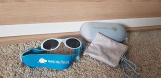 Gafas de sol para bebe