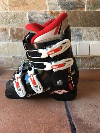 Botas esquí Nórdica niño