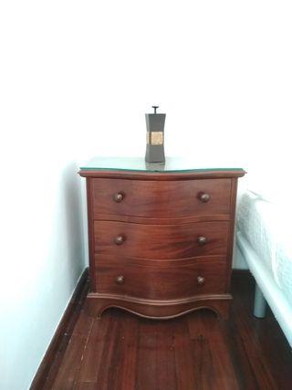 muebles de caoba de dormitorio