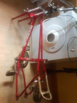 cuadro bh bicicros