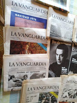 La Vanguardia ( antiguos)