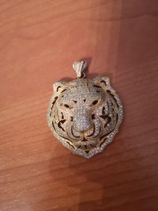medallon de tigre
