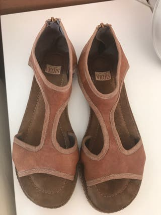 Sandalias de piel VIALIS Núm. 37