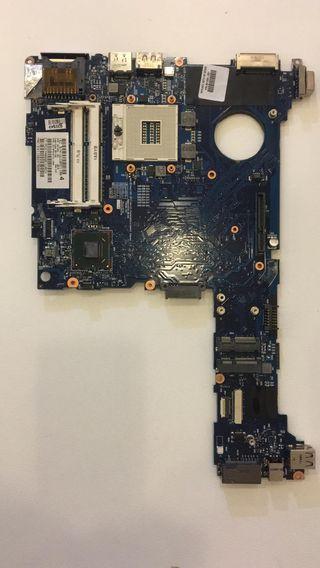 HP EliteBook 2560p placa base